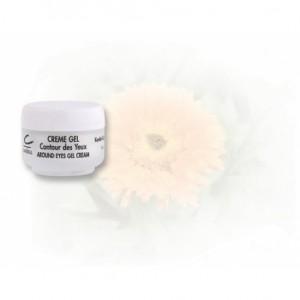 Crème Gel Contour des Yeux / Around eyes gel cream