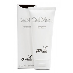 Savon Gel Men - Nettoyant visage / Face cleansing