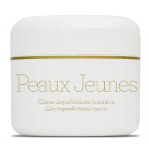 Peaux Jeunes - Crème imperfections cutanées