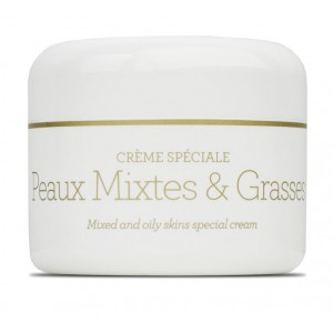 Crème Spéciale Peaux Mixtes & Grasses / Mixed and oily skins special cream